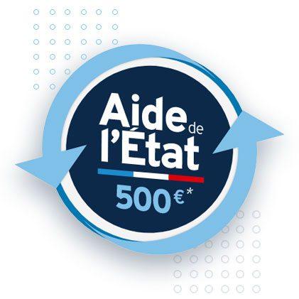 Une Aide de 500€ pour la création de votre site internet pour 2021 – Chèque Numérique de 500€ – Aide Publique pour la création de votre site